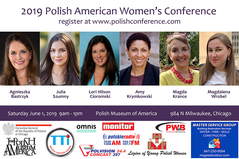 2019 Pol Amer Women's Conference