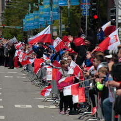 Polish Constitution Day Parade 2017